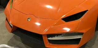 Falsk Ferrari-fabrikk avslørt