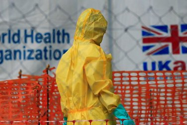 WHO: Ebola-utbrudden global helsekrise