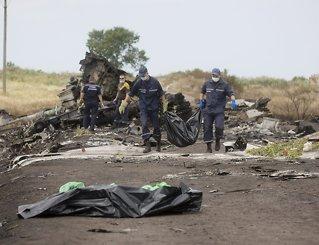 Slik var timene etter MH17-styrten