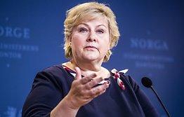 Solberg om Krekar:Kan bli utlevert førrettskraftig dom