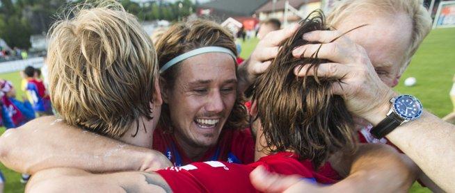 Historien om Fram Larvik:Kanskje den største snuoperasjonen i norsk fotball