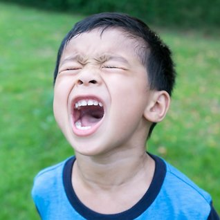 Derfor blir barnet sint