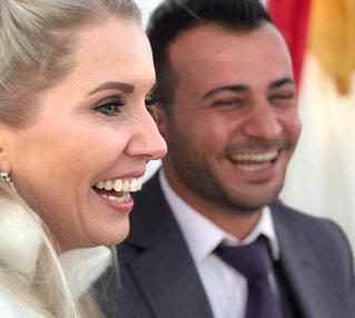 Mette (39) dro på charter-ferie - fant kjærligheten med Hüseyin (28)