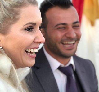 Mette (39) dro på charterferie: Fant kjærligheten med Hüseyin (28)