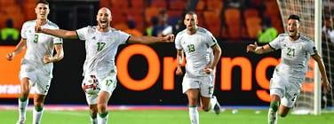 Algerie bleAfrika-mestere