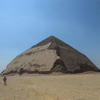 Pyramide gjenåpner etter 53 år