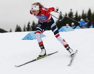 Verdenscup på Lillehammer:Kjempesmell