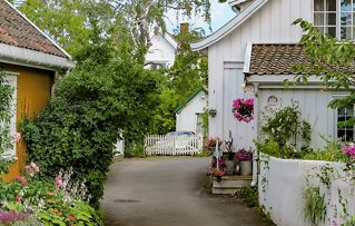 Ta rutebåt fra Oslo til «sørlandsidyll»