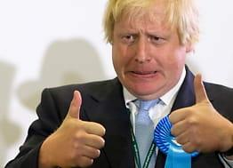 Trekker seg om Boris blir ny statsminister