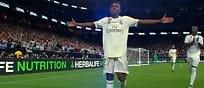 Bayern München - Real Madrid:Frisparkperle
