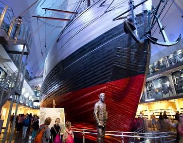 Rundstjåletpå Oslo-museer