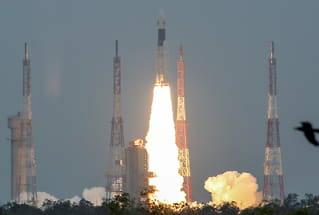 Nå er India påvei til månen