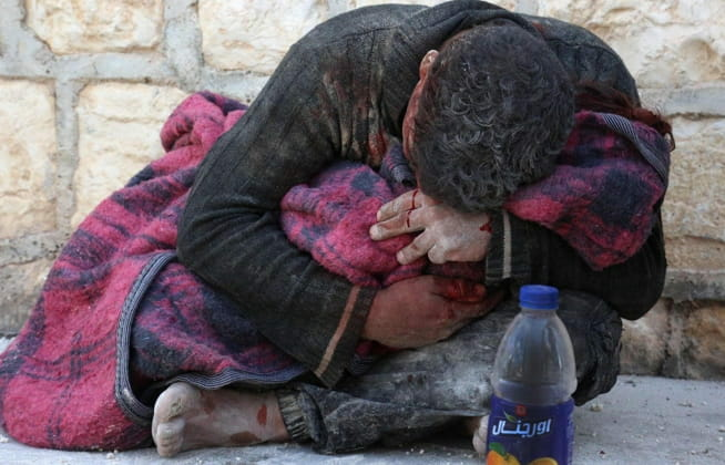 Døde på jobb i Syria - se hans sterke bilder