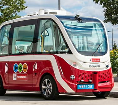 I påkjørsel i Østerrike: Ruter har samme type buss