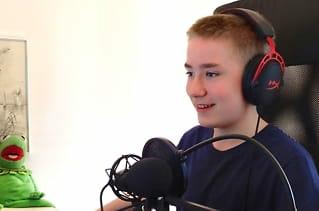 Endre (14):Kan vinne 25,7mill. i Fortnite