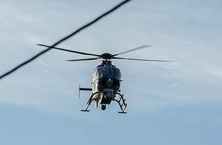 Mener norsk politi-helikopter krenket svensk luftrom