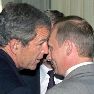 20 år medpresident Putin
