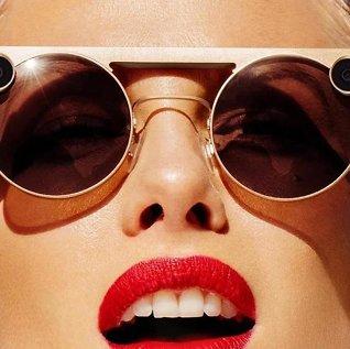 Avslørte nye Snap-briller