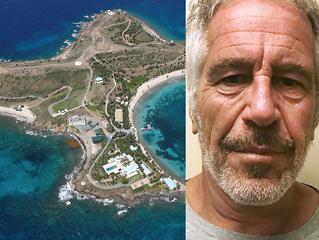 Dette er Epsteins private øy