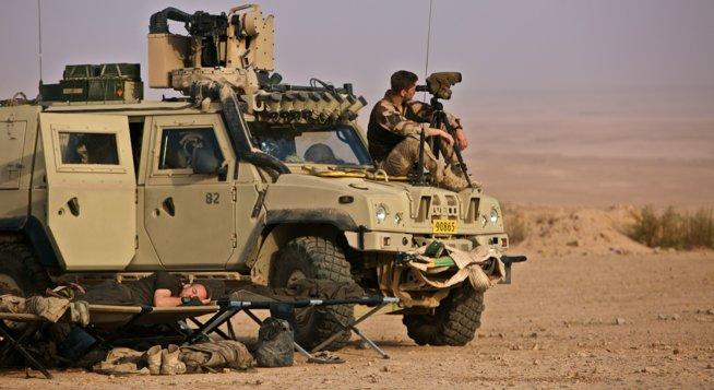 Norske soldater kjempet mot IS: - Mennesket er et forferdelig dyr