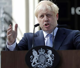 Boris Johnsonsdristige prosjekt
