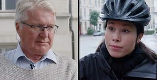 Stang om sykkelfelt: - Kaster penger ut av vinduet