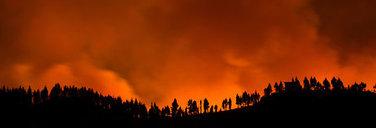 Gran Canaria:  Over 9000 evakuert