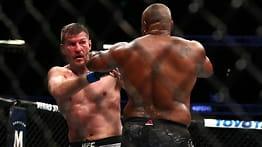 Sikret UFCs tungvektstittel