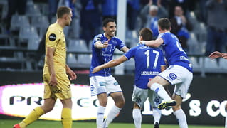 Sarpsborg - Bodø/Glimt:Poengtap i gullkampen
