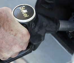 Dieselbilsalget i fritt fall