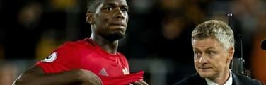 United langer ut motPogba-rasisme