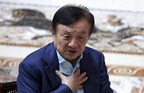 Huawei-sjefen: - Krise på liv og død for selskapet