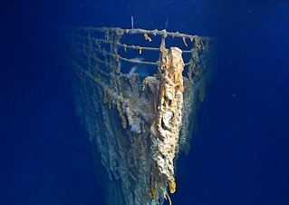 Nye Titanic-bilder sjokkerer