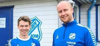 Lionel Messi (16) klar for norsk 3.-divisjonsklubb