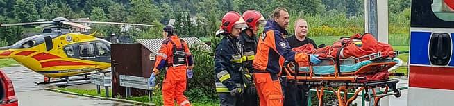 Minst fem døde og 89 til sykehus etter lynnedslag