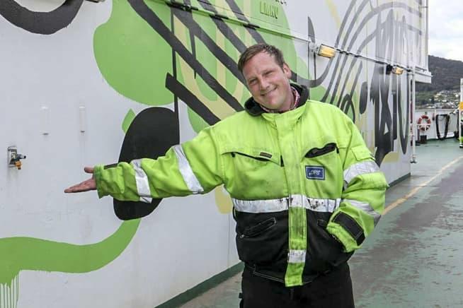 Mann siktet for drap i Bergen:Ronny (43) tok natt-buss - funnet død