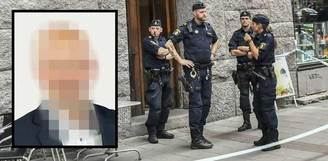 Drapet i Stockholm:- Hadde skader da han ble pågrepet
