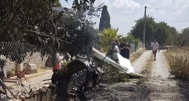 Mallorca: Helikopter og fly krasjet - minst syv døde