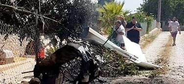 Mallorca:SISTE: Helikopter og fly krasjet - minst fem døde