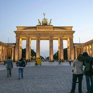 Ett døgn i Berlin
