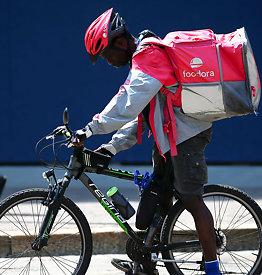 Flere syklister tas ut i streik