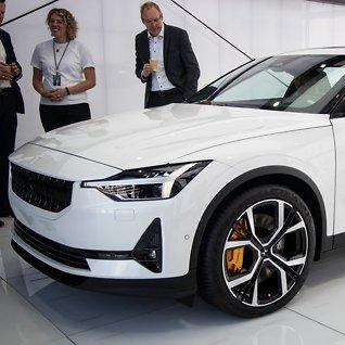 Slik er Volvos Tesla-utfordrer