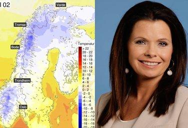 Meteorolog: - Årets første høststorm