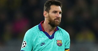 Barcelona heldige da Messi gjorde comeback