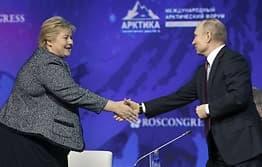 Avis: Putin sa deville vurdere å bytte Berg