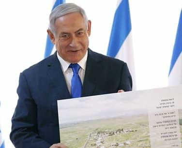 Israelske velgere avgjør palestinernes framtid