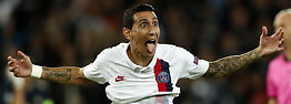 PSG knuste Real Madrid