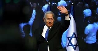 Valgdagsmålinger i Israel: Dødt løp