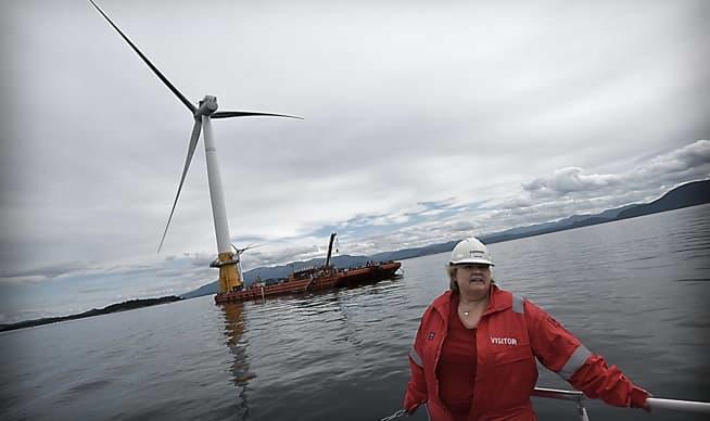 Trenger vi å perforere kysten med vindmøller?