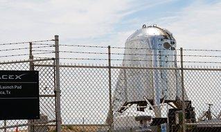 SpaceX forsøker å kjøpe landsby